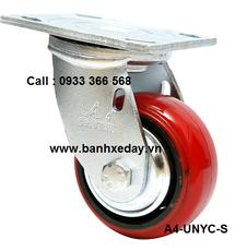 banh-xe-day-cong-nghiep-pu-nylon-1004-cang-xoay-han-quoc
